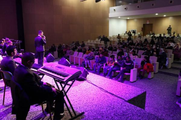 جمعية الأمل للمكفوفين وضعاف البصر بخريبكة تنظم الدورة الثانية للمهرجان الثقافي للمكفوفين