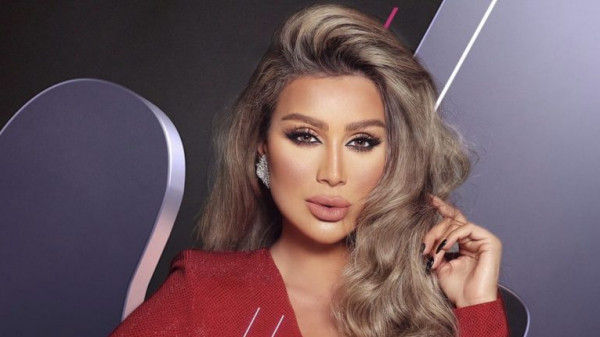 """مايا دياب تسقط أرضًا بسبب """"مقلب"""" ماجد المصري والرداد يلتقطها"""