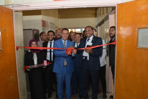جامعة أسيوط تشهد تنظيم الحدث الرياضي الأول لتوظيف خريجي وطلاب كلية الرياضة