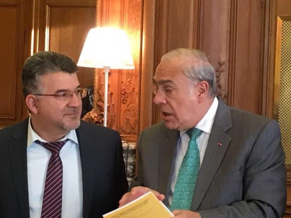 النائب جبارين يتوجه لرئيس منظمة الـ (OECD) حول نتائج امتحانات بيزا