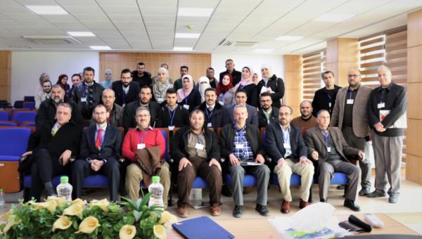 """المركز الفلسطيني الكوري للتكنولوجيا بـ""""بوليتكنك"""" فلسطين ينظم ورشة عمل حول اللقاحات الحيوانية"""