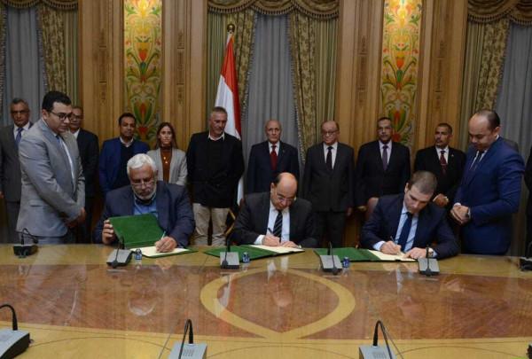 مصر تستعد لتصنيع أنظمة عسكرية دفاعية