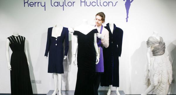 شاهد: فستان الأميرة ديانا يباع بـ347 ألف دولار