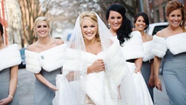 اقتراحات تساعدك لاختيار فستان الزفاف