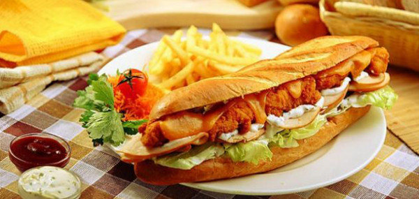 ساندويش الزنجر