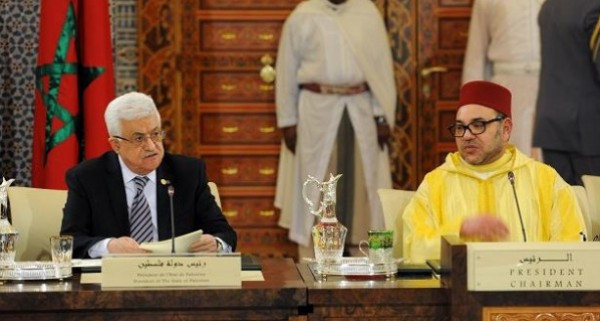 الرئيس عباس يُعلق على تصريحات ملك المغرب بشأن القضية الفلسطينية