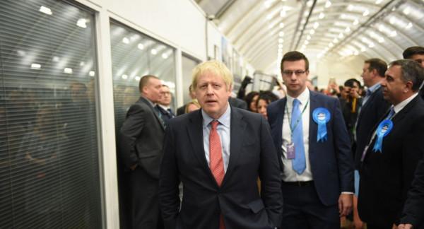 جونسون يُعلن موعد جديد لخروج بريطانيا من الاتحاد الأوروبي