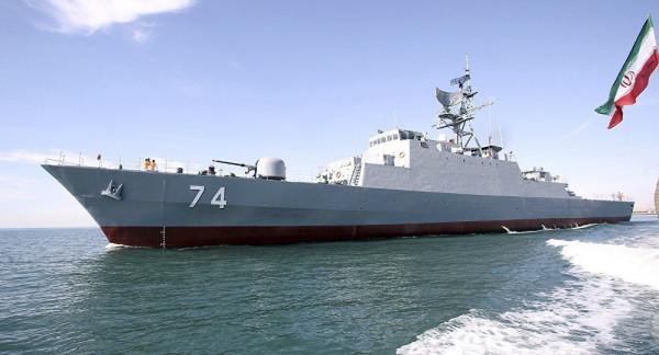 البحرية الإيرانية: نقف بكل قوة أمام أطماع الاستكبار العالمي