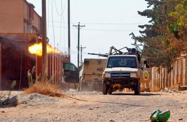 المشير حفتر يعلن عملية حاسمة ضد طرابلس