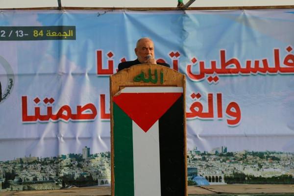 بحر: فشل الاحتلال في تشكيل حكومة لكيانه بداية لزواله