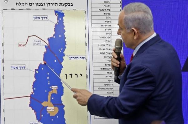 وزير إسرائيلي: ضم غور الأردن للسيادة الإسرائيلية لعبة خطيرة
