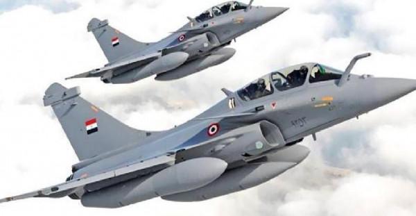 مصر عاشر قوة جوية في العالم وإسرائيل خارج القائمة