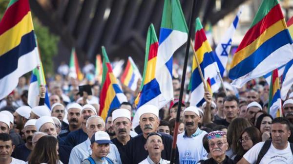 الدروز يلجؤون لأحزاب المعارضة الإسرائيلية لإسقاط قانون القومية