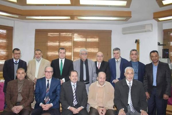 وزارة التعليم العالي والبحث العلمي تعقد ورشة عمل لرؤساء الجامعات الفلسطينية