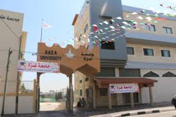 طلبة قسم الإعلام بجامعة غزة يبدعون في تدريب عملي متكامل