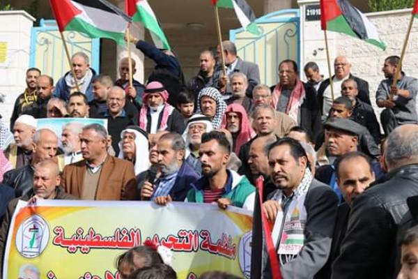 اللجنة الشعبية للاجئين تشيد بالدبلوماسية الفلسطينية