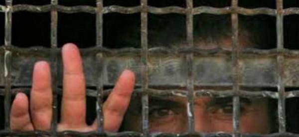 أسرى فلسطين: حياة الأسير المضرب أحمد زهران على المحك