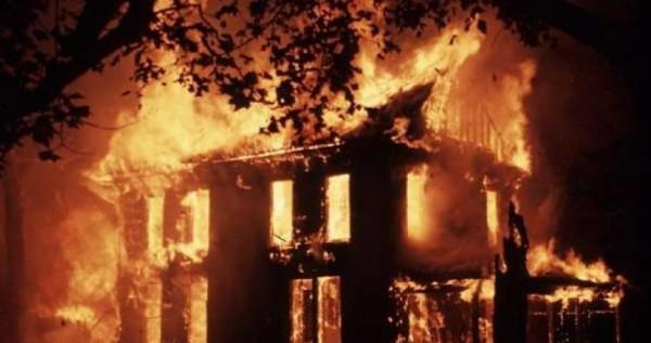 إصابة خطيرة بحريق منزل بمخيم شعفاط في القدس