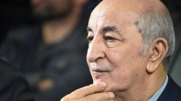 أول رسالة عسكرية موجهة للرئيس الجزائري الجديد