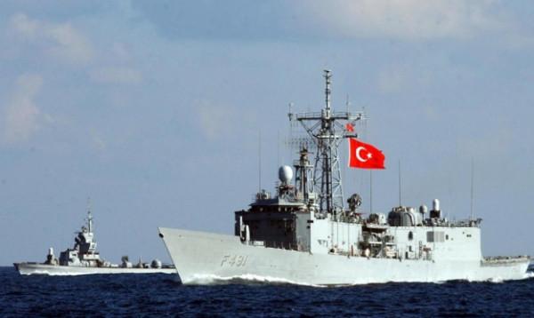 تفاصيل اعتراض تركيا لسفينة إسرائيلية قبالة سواحل قبرص
