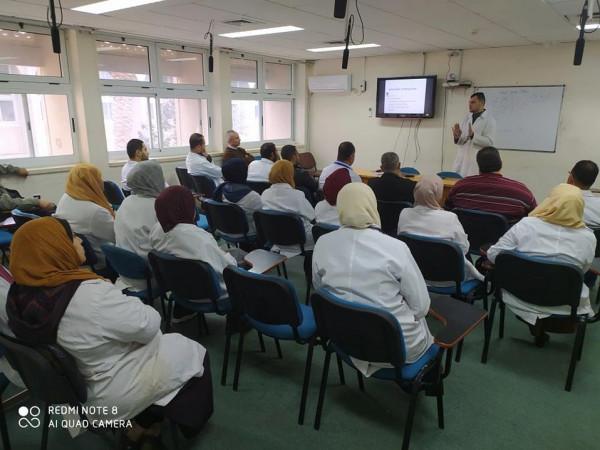 لقاء علمي لمختبر غزة الأوروبي يناقش دوره في عمليات جراحة القلب