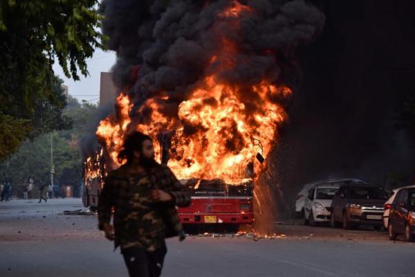 مقتل ستة في تظاهرات في الهند ضد قانون حول الجنسية