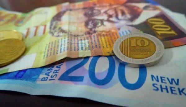 استقرار على أسعار صرف العملات مقابل الشيكل
