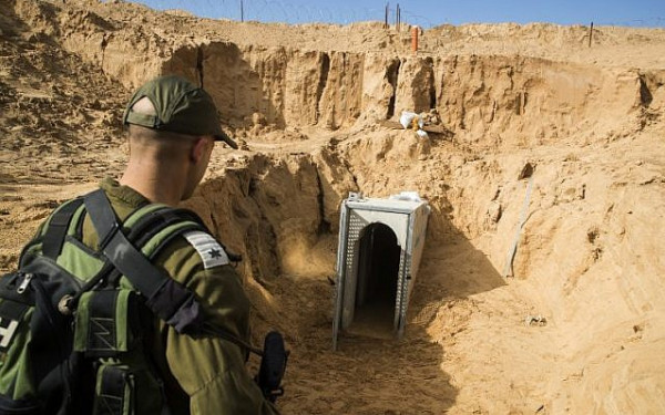 جنرال إسرائيلي: أساليب القتال ضد الأنفاق لم تعد ناجعة