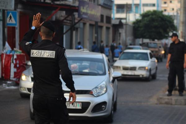 شرطة المرور بغزة تُصدر تنويهاً مهماً للمواطنين
