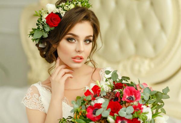 طرق لتطويل شعر العروس قبل الزفاف