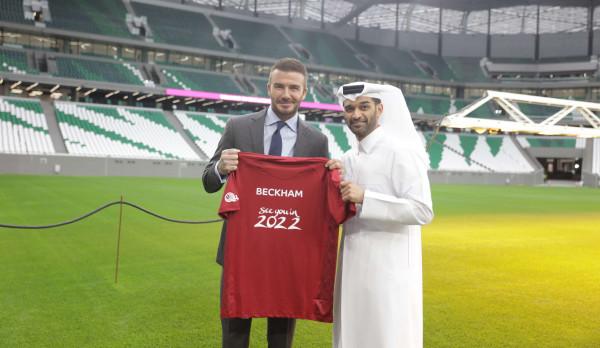بيكهام: مونديال قطر 2022 سيكون استثنائياً 9999015633
