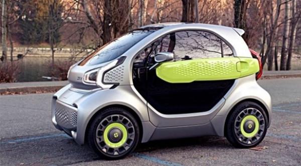 شركة إيطالية تنتج سيارة كهربائية صغيرة من طابعة 3D 9999016057