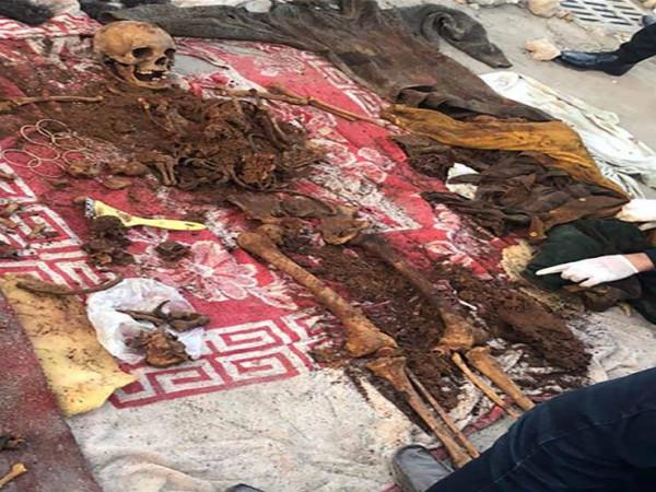 """مصر: """"طمعوا في الشقة فوجدوا مفاجأة"""".. كشف لغز الهيكلين العظميين"""