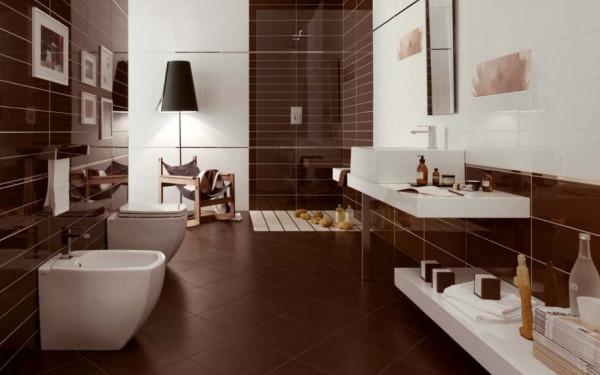 طرق مختلفة لتزيين جدران الحمام
