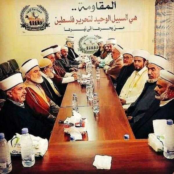 مجلس علماء فلسطين بلبنان: الضربات والتهديدات الصهيوأمريكية على العراق وسوريا مدانة