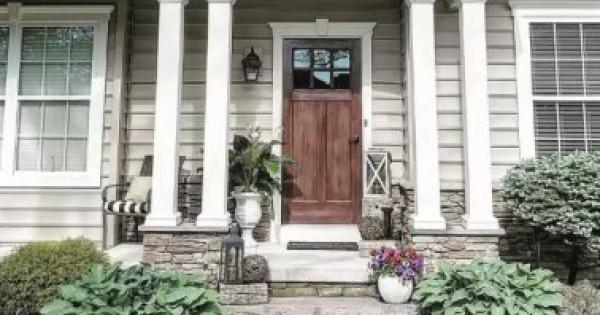 ديكورات القرن العشرين تعود.. أشكال مختلفة من المنازل المطلة على الحدائق