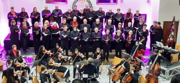 معهد ادوارد سعيد يحيي امسية مؤسيقية في قاعة فيينا ببيت لحم