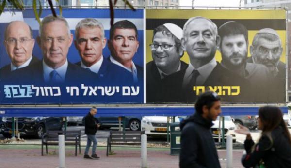 استطلاع رأي: بيني غانتس يتفوق على نتنياهو بفارق مقعدين