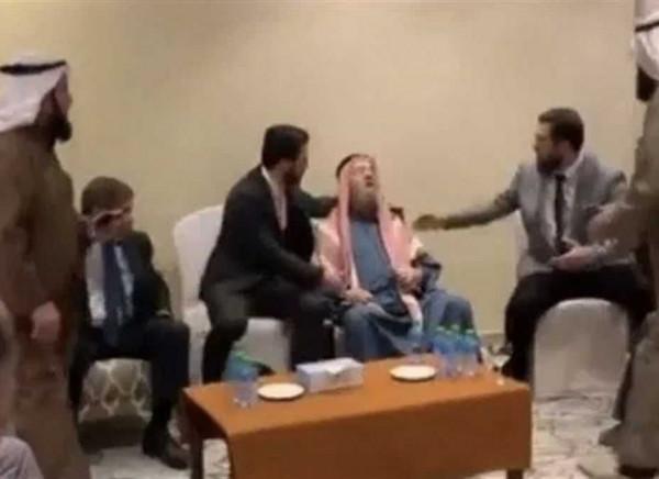 شاهد: قال لا إله إلا الله ثم مات.. شاهد لحظة وفاة داعية فلسطيني