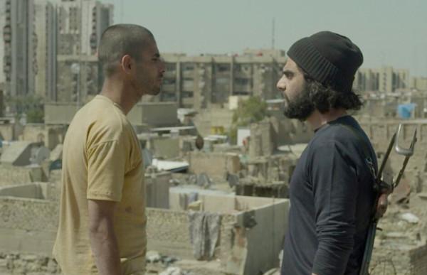 العراق: عرض فيلم شارع حيفا في سينما زاوية