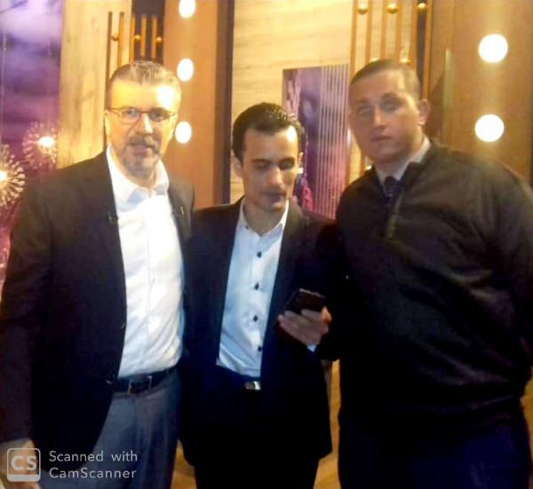 """""""أقوى رجل بالعالم"""" في ضيافة الإعلامي عمرو الليثي ببرنامج """"واحد من الناس"""""""