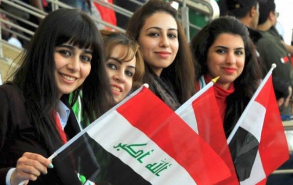 نساء العراق الأكثر جمالاً في الوطن العربي