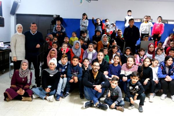 جمعية الرواد الثقافية تختتم  فعاليات مخيم الرواد الشتوي