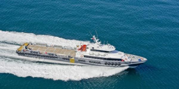 جراندويلد تعزز صناعة السفن الوطنية بتوقيع عقد جديد لبناء قاربين