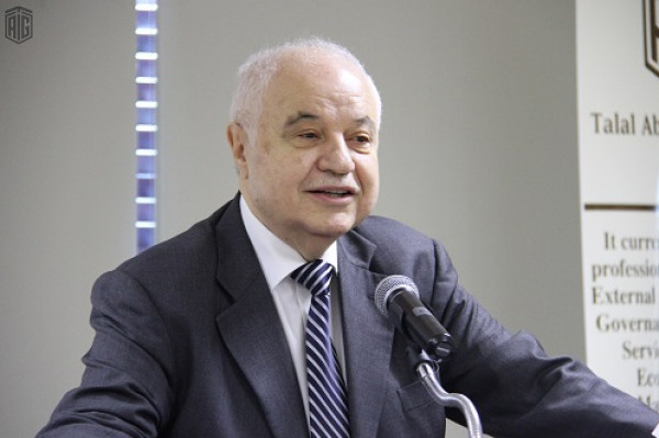 أبوغزاله يترأس الاجتماع السنوي لمساهمي المنظمة العربية لشبكات البحث والتعليم