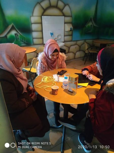 تنمية نابلس تبحث التعاون مع البنك الإسلامي