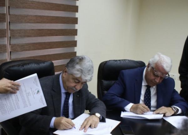 جامعة بوليتكنك فلسطين توقّع اتفاقية تعاون مشترك مع جامعة واشنطن للعلوم الصحية