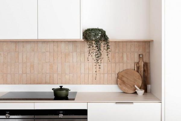 خمس أفكار لاختيار ديكور المطبخ الريفى بالطوب