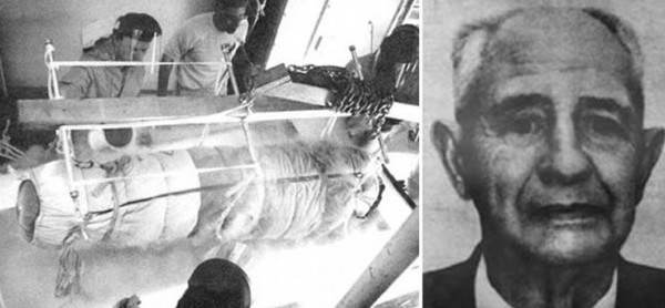 الجثمان المجمد منذ 53 سنة ما زال ينتظر العودة للحياة