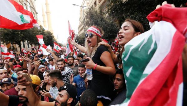 """عراقيل حالت دون تشكيل الحكومة اللبنانية وسط استعدادات لمسيرة """"الإنذار الأخير"""""""